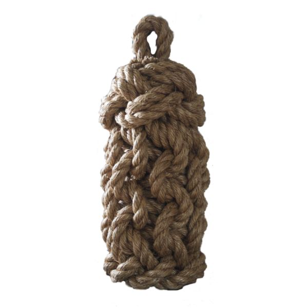 The Lighthouse Rope Door Stop