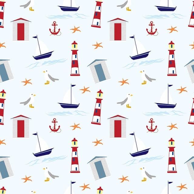 nautical themed interior design