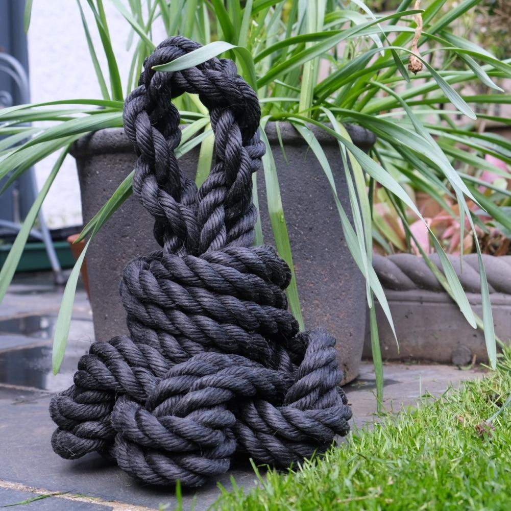 Charcoal Grey Rope Accessory Matthew Walker